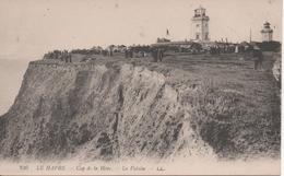 LE HAVRE CAP DE LA HEVE LA FALAISE - Le Havre