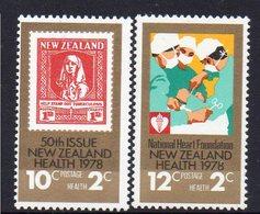 NEW ZEALAND, 1978 HEALTH 2 MNH - Nuova Zelanda