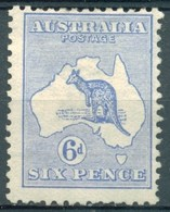 Australie - 1912/1919 - Yt 8 - Série Courante - Oblitéré - 1913-48 Kangaroos