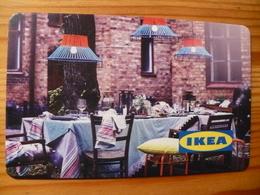 IKEA Gift Card Hungary - 2017 - Gift Cards
