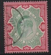 INDE ANGLAISE - N°71 Obl  (1902-09)  Edouard VII - India (...-1947)