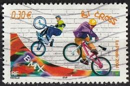 France 2004 - Bikes : BMX And Bi-cross ( Mi 3844 - YT 3696 ) - Frankreich