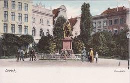 ALLEMAGNE -  SCHLESWIG HOLSTEIN - LÛBECK LUEBECK - Luebeck