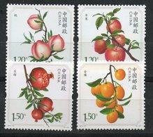 China. Frutos. - 1949 - ... República Popular