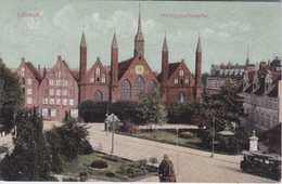 ALLEMAGNE -  SCHLESWIG HOLSTEIN - LÛBECK LUEBECK - TRAMWAY TRAM - Luebeck