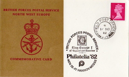 Great Britain British Field Post Office 575 Card - Covers & Documents