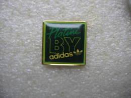 Pin's Platini BY Adidas - Football
