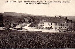 Doubs : Bussy-Larnod : La Gare - France