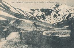 38 // OISANS   Col Du Glandon Et Les Cabanes - Otros Municipios