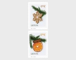 Litouwen / Lithuania - Postfris / MNH - Complete Set Kerstmis 2018 - Litouwen