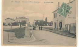 03 // CUSSET   Chemin De L'usine électrique  BF 13 ** - Sonstige Gemeinden