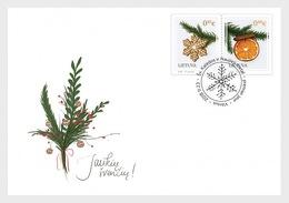 Litouwen / Lithuania - Postfris / MNH - FDC Kerstmis 2018 - Litouwen