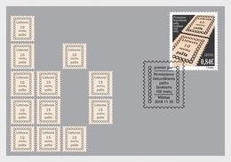 Litouwen / Lithuania - Postfris / MNH - FDC 100 Jaar Postzegels 2018 - Litouwen