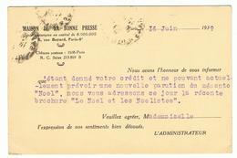 Mooie Briefkaart Van Maison De La Bonne Presse - Sin Clasificación