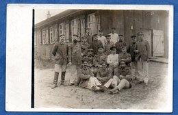 Bromberg  - Carte Photo -  Barackenfeld  - Sept 1916 - Pologne