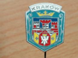 Z 672 - KRAKOW, POLAND, EMBLEME, BLASON - Ciudades