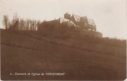 CPA - AK Couvent Et Eglise Basilique Notre Dame De Chèvremont A Chaudfontaine Vaux Sous Liege Lüttich Belgien Belgique - Chaudfontaine