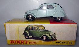 CITROEN 2 CV 1957 DINKY TOYS NEW BOX - Dinky