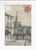 DURANGO COLEGIO DE SAN ANTONIO 1910 - Vizcaya (Bilbao)
