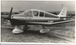 CP AVION  F-WINY Robin DR.400-180 Regent   11X6CM - 1946-....: Ere Moderne