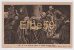 La Folie De Charles VI (1368-1422), D'après Faucher Godin, Neuve - Storia