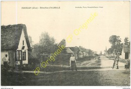 60. FOUILLOY . Direction D'AUMALE . - France