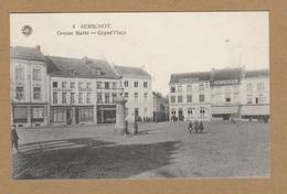 Aarschot  4 AERSCHOT Groote Markt  - Grand'Place - Aarschot