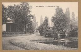 Tienen  7 Tirlemont  -  Vue Dans Le Parc - Tienen