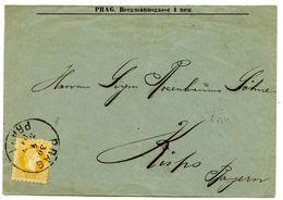 Nr. 35 II EF Prag - Bayern - 1850-1918 Imperium