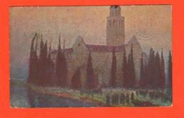 Pro Croce Rossa Cimitero Aquileia 1917 X Tenente Di Bardonecchia Croix Rouge Red Cross - Guerra 1914-18