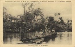 1 Cpa Congrégation Des Soeurs De N-d Des Apotres Pour Les Missions Africaines - Dahomey