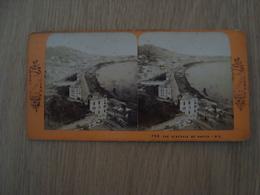 CARTE STEREOSCOPIQUE VUE GENERALE DE NAPLES VUE D'ITALIE - Stereoscope Cards