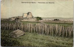 78 CARRIERES SUR SEINE - Panorama Sur Houilles - Carrières-sur-Seine