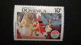 Dominica - 1980  - Mi:DM 697, Sn:DM 685, Yt:DM 664**MNH - Look Scan - Disney