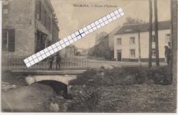 "TRAMAKA-ANDENNE "" ROUTE D'EGHEZEE-TRAM A VAPEUR""PINON,VEZIN - Andenne"