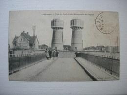 CPA Longueau. Vue Du Pont Ds Réservoirs De Cagny.80. Somme. Animation... - Longueau