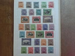 BELGIO 1915/20 - Occupazione Tedesca Del Belgio - Lotticino Nuovi */senza Gomma + Spese Postali - Belgio