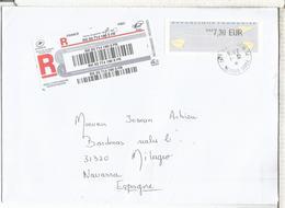 FRANCIA CC CERTIFICADA AR  CON ATM LABEL - France