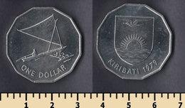 Kiribati 1 Dollar 1979 - Kiribati
