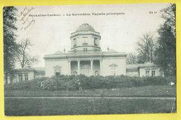 * Laken - Laeken (Brussel - Bruxelles) * (nr 63) Le Belvédère, Chateau, Kasteel, Façade Principale, Old, Unique - Laeken