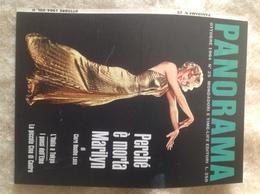 1964 Panorama 25, Cover Marilyn Monroe - Cinema