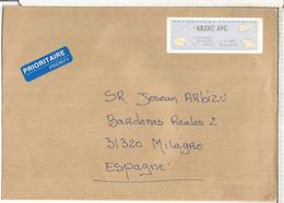 FRANCIA CC CON ATM LABEL ABZAC APC - France