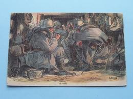 La Sape ( GABARD - Visé Paris N° 348 - G.F. &  V.N. ) Anno 1918 ( Zie/voir Foto ) ! - Guerre 1914-18