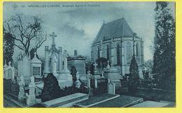 * Laken - Laeken (Brussel - Bruxelles) * (SBP, Nr 121) Ancienne église Et Cimetière, Kerkhof, Cemetery, Rare, Old,TOP - Laeken