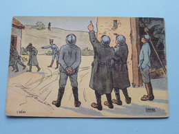 L' Aéro ( GABARD - Visé Paris N° 348 - G.F. &  V.N. ) Anno 1918 ( Zie/voir Foto ) ! - Guerre 1914-18