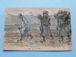 On Va Relever ( GABARD - Visé Paris N° 348 - G.F. &  V.N. ) Anno 1918 ( Zie/voir Foto ) ! - Guerre 1914-18