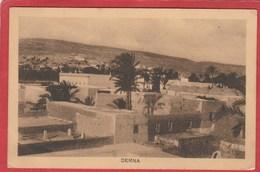 CPA: Libye - Derna - Libya