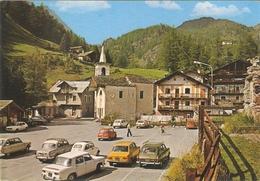78/FG/18 - AOSTA - ST. JACQUES D'AYAS: Panorama Con Auto, Car - Italia
