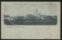 AUSTRO-HUNGARIAN (Now Serbia,Vojvodina) BEČEJ (hungarian-Óbecse ) - VINTAGE POSTCARD (APAT#58) - Cartes Postales