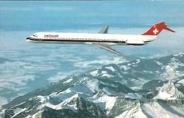 CPA Aviation * McDONNELL-DOUGLAS DC-9-81 * - 1946-....: Ere Moderne